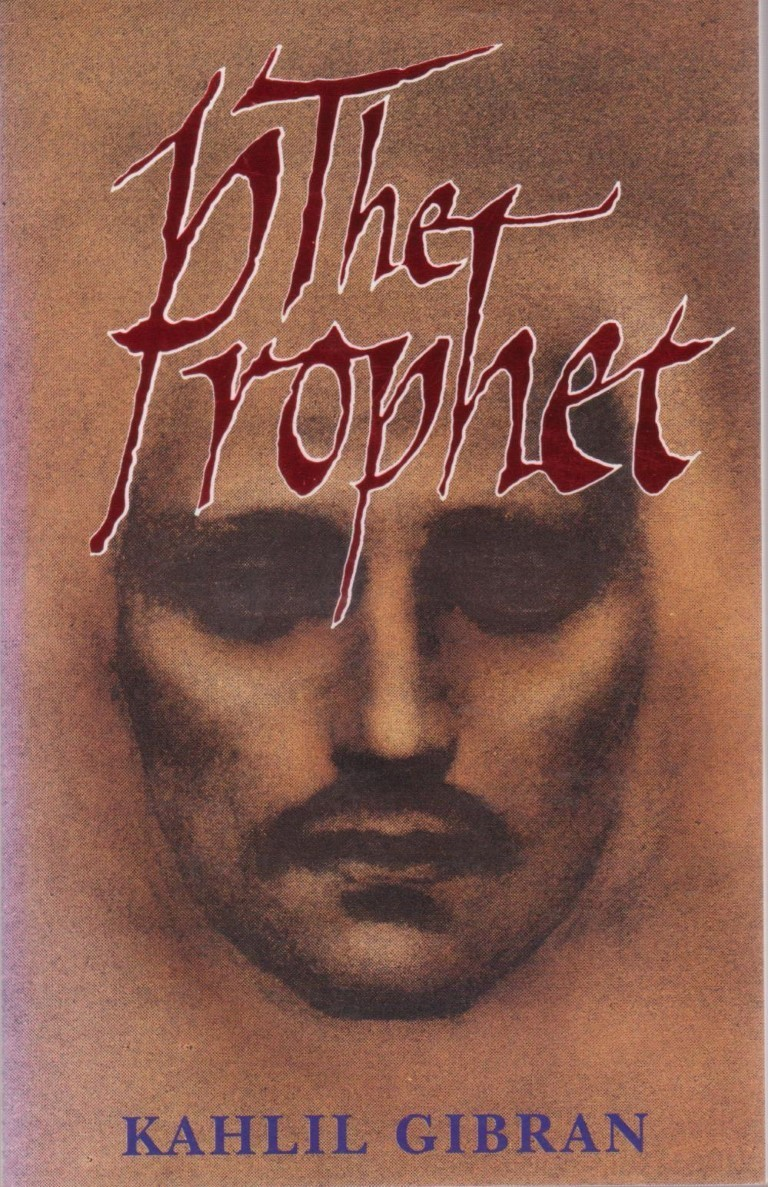 cover image of The Prophet by Kahlil Gibran for sale in New Zealand