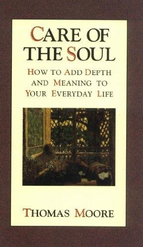 cover image of Care of the Soul
