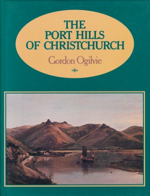 cover image of The Port Hills of Christchurch