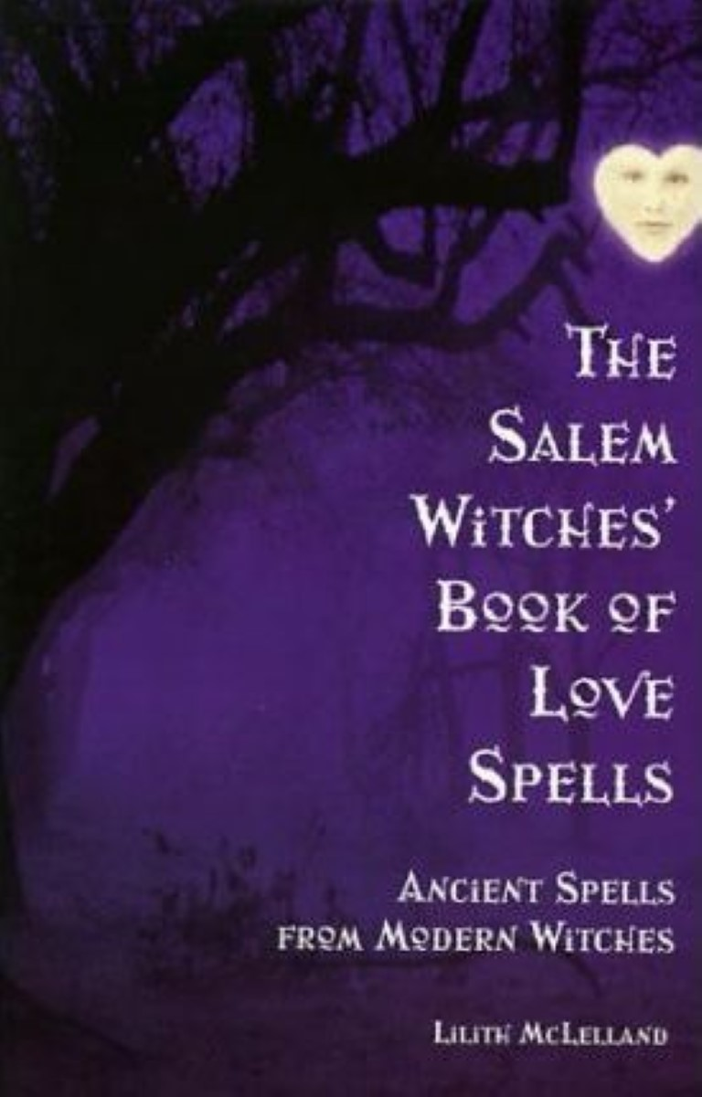 cover image of The Salem Witches Book of Love Spells, for sale in New Zealand