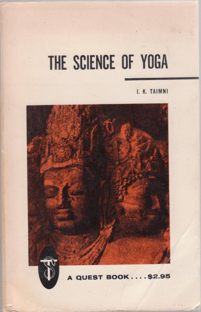 cover image of The Science of Yoga: The Yoga-Sutras of Patanjali for sale in New Zealand
