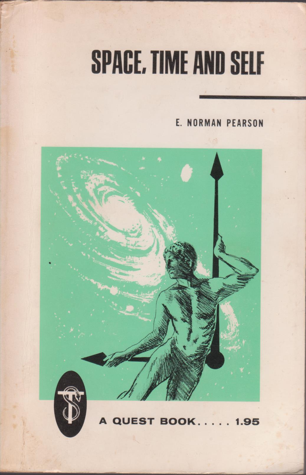 cover image of Space, Time and Self