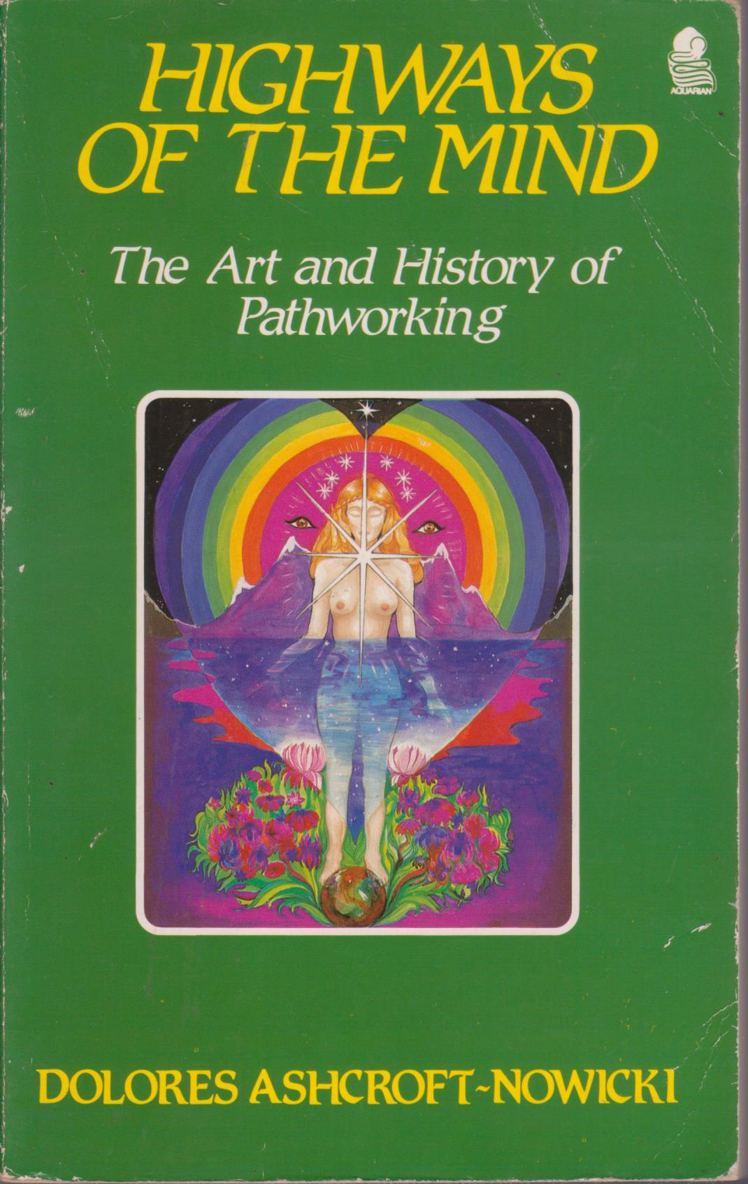 cover image of Highways of the Mind, the Art and History of Pathworking, for sale in New Zealand