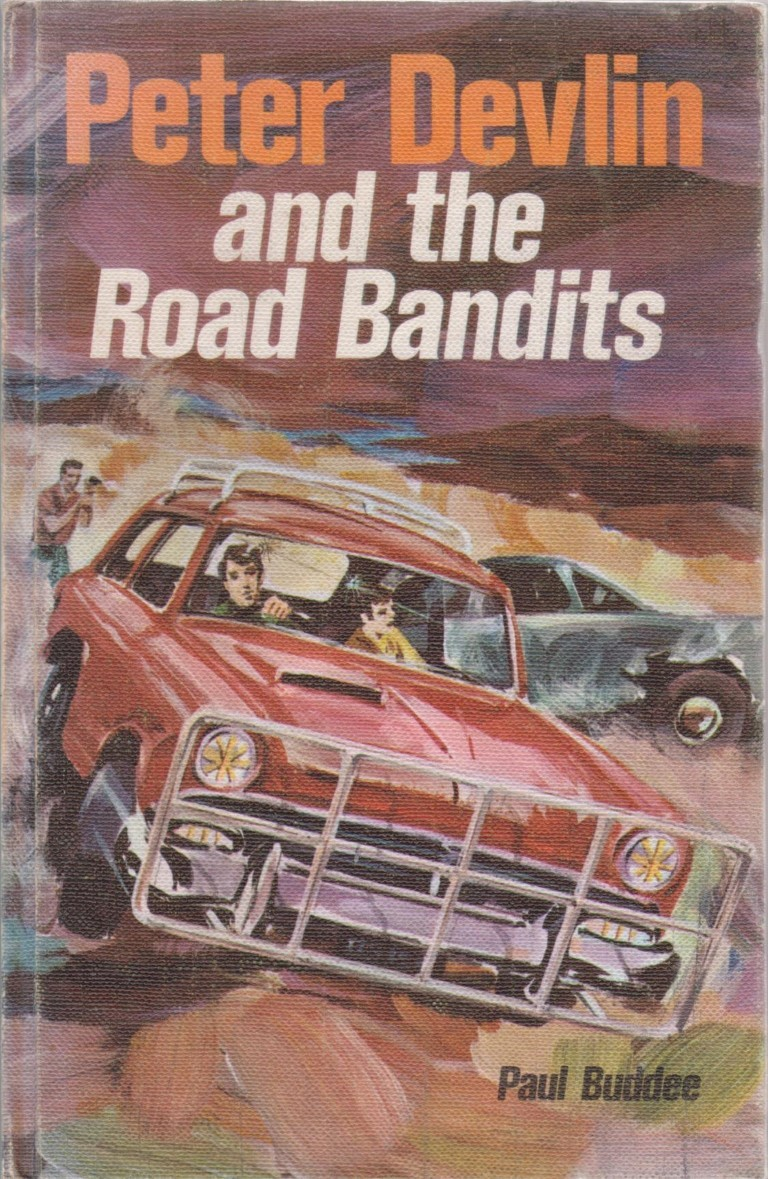 cover image of Peter Devlin and the Road Bandits  for sale in New Zealand