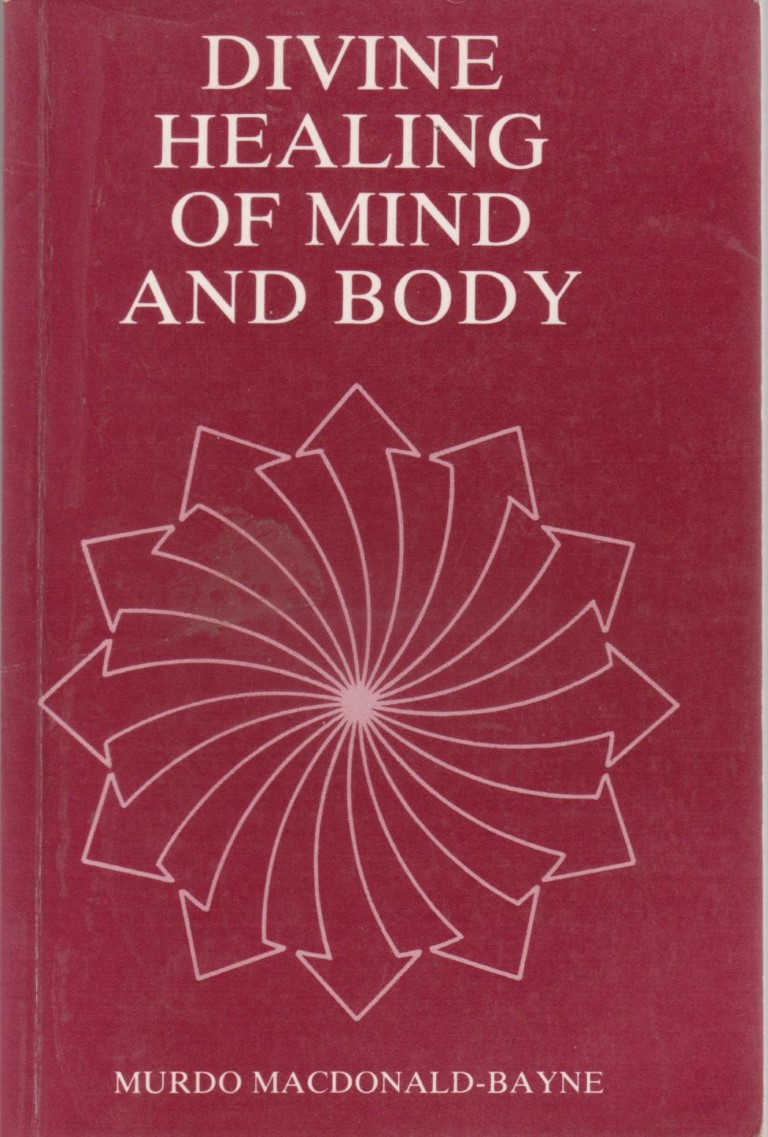 cover image of Divine Healing of Mind and Body for sale in New Zealand