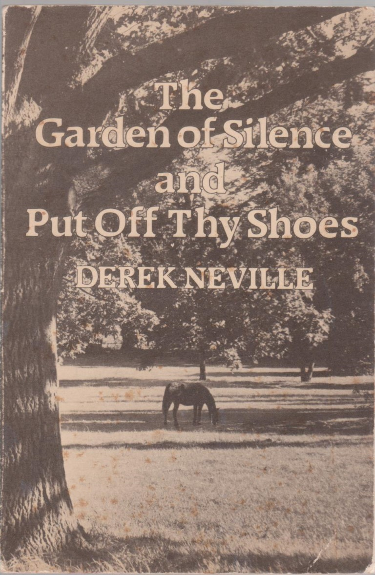 cover image of The Garden of Silence, and Put off Thy Shoes for sale in New Zealand