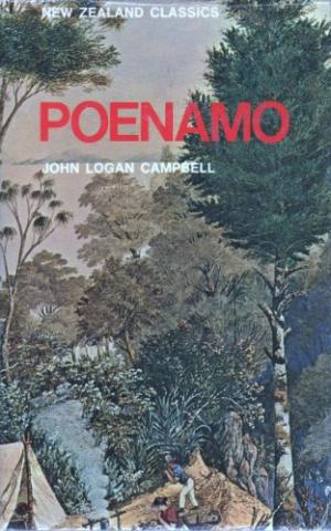 cover image of Poenamo, Sketches of the Early Days in New Zealand for sale in New Zealand