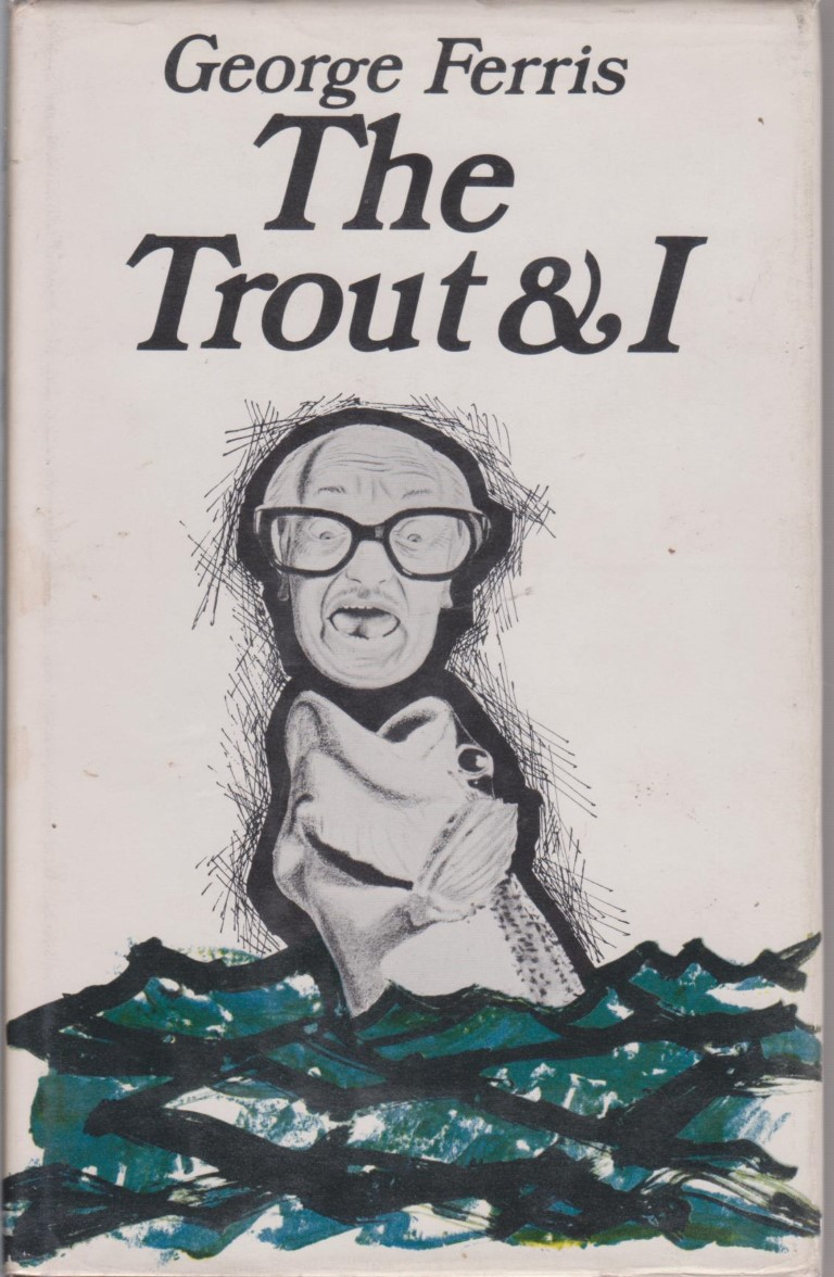 cover image of The Trout and I for sale in New Zealand