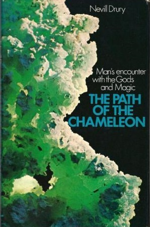 cover image of The Path of the Chameleon. Man's encounter with the Gods and Magic.