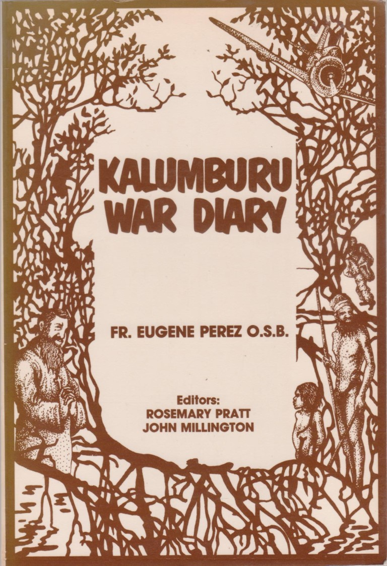 cover image of Kalumburu War Diary, for sale in New Zealand