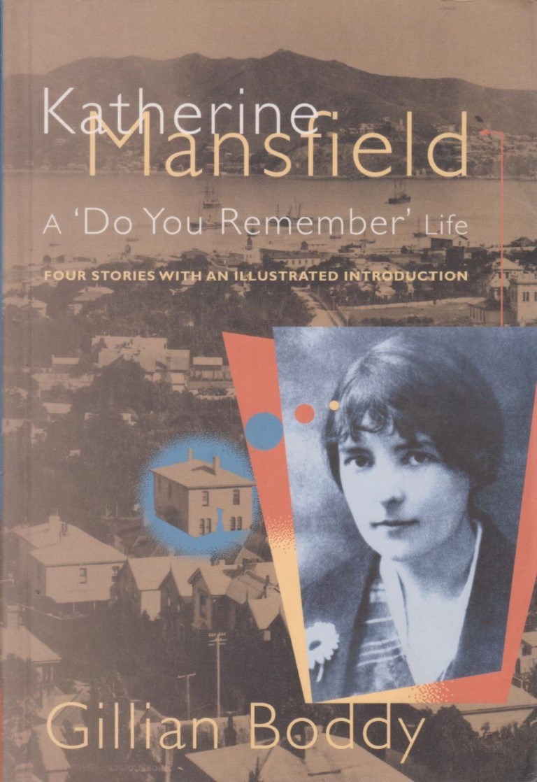 cover image of Katherine Mansfield, a Do You Remember Life for sale in New Zealand