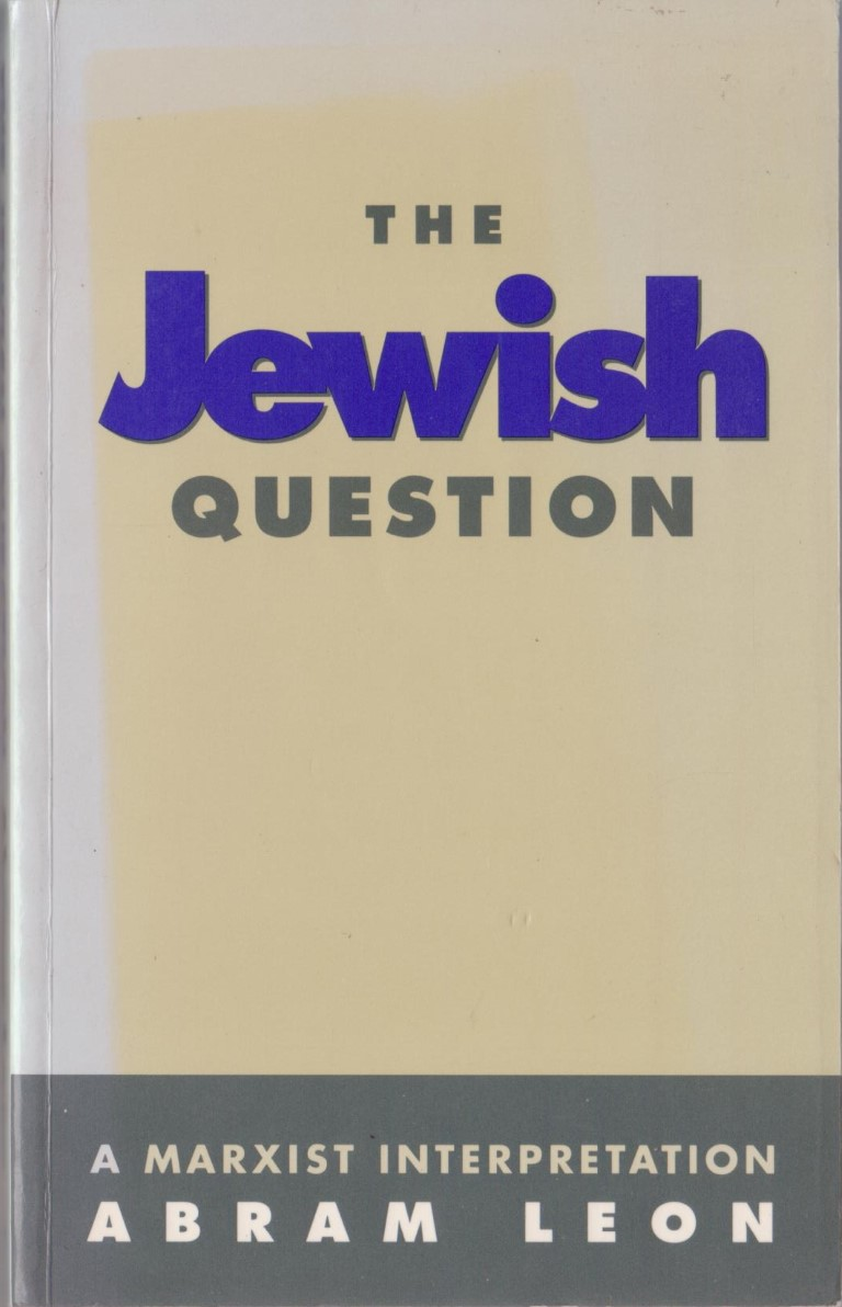 cover image of The Jewish Question; A Marxist interpretation, for sale in New Zealand