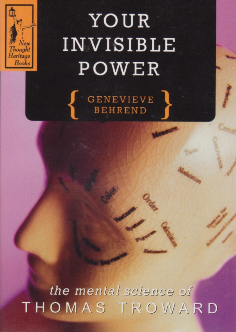 cover image of Your Invisible Power, for sale in New Zealand
