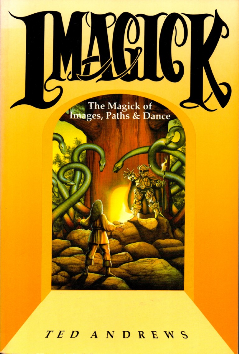 cover image of Imagick, the Magick of Images, Paths and Dance