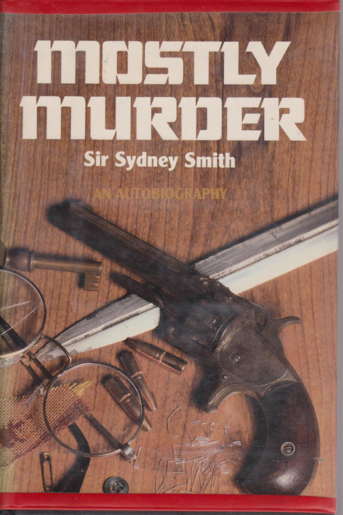 cover image of Mostly Murder, An Autobiography, for sale in New Zealand