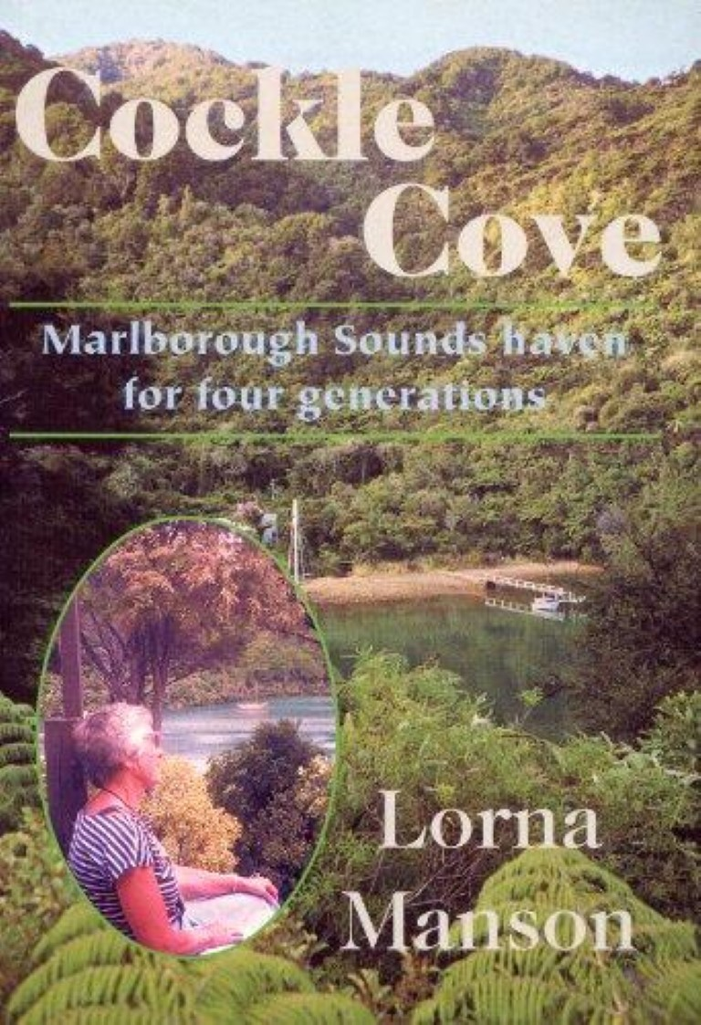 cover image of Cockle Cove: Malborough Sounds Haven for Four Generations for sale in New Zealand