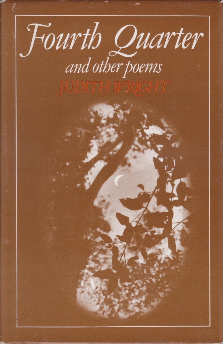 cover image of Fourth Quarter and Other Poems, for sale in New Zealand