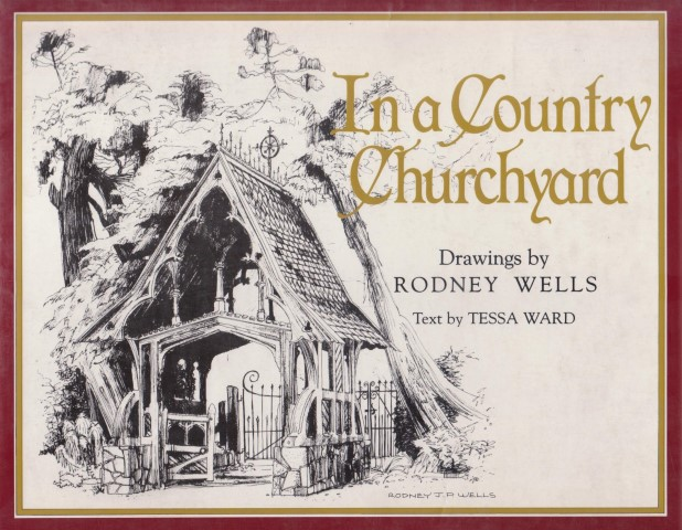 cover image of In a Country Churchyard