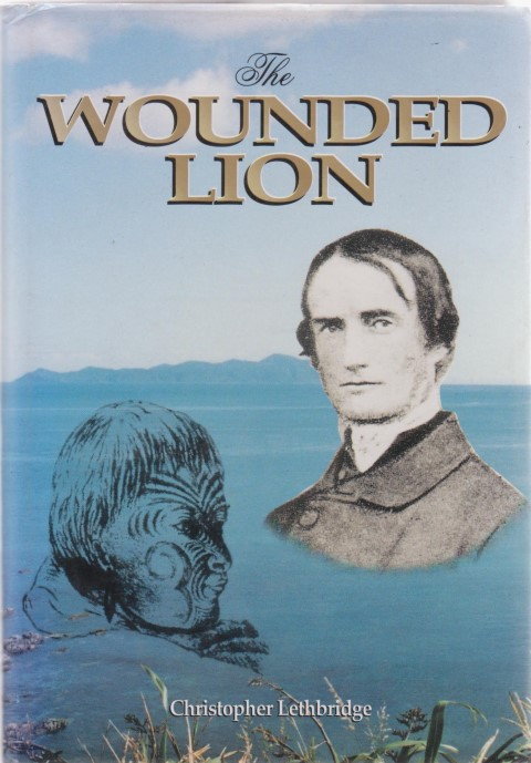 cover image of The Wounded Lion, Octavius Hadfield