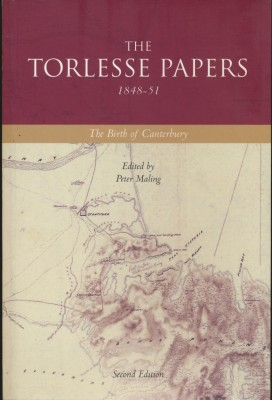 cover image of The Torlesse Papers