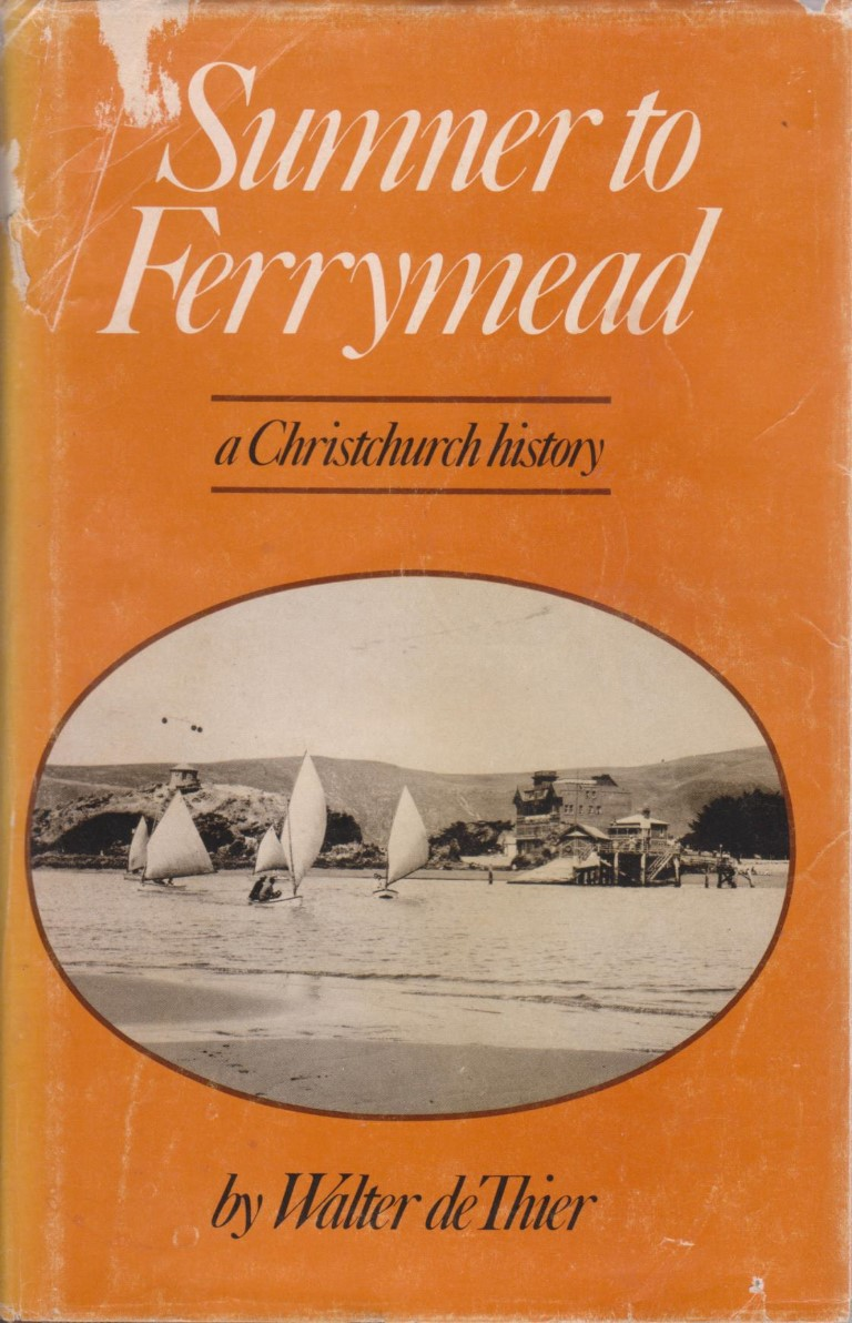 cover image of Sumner to Ferrymead for sale in New Zealand