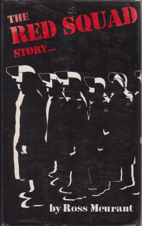cover image of The Red Squad Story