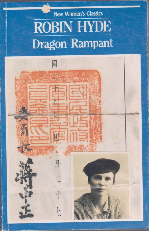cover image of Dragon Rampant, Robin Hyde in China