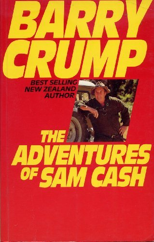 cover image of The Adventures of Sam Cash, for sale in New Zealand