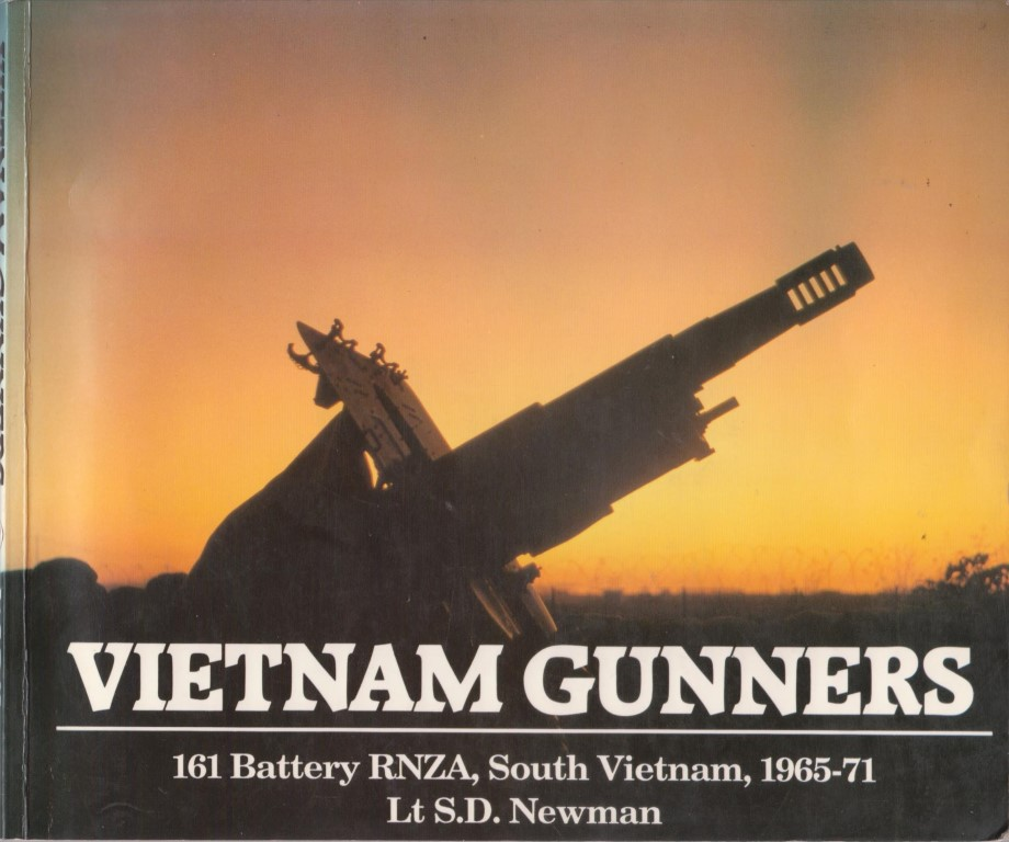 cover image of Vietnam Gunners, 161 Battery RNZA, South Vietnam, 1965-71, for sale in New Zealand