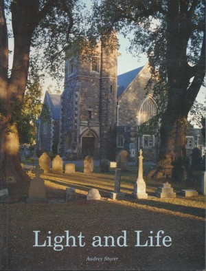 cover image of Light and Life, The Memorial stained glass and some Notable Graves of St Peter's, Upper Riccarton, for sale in New Zealand