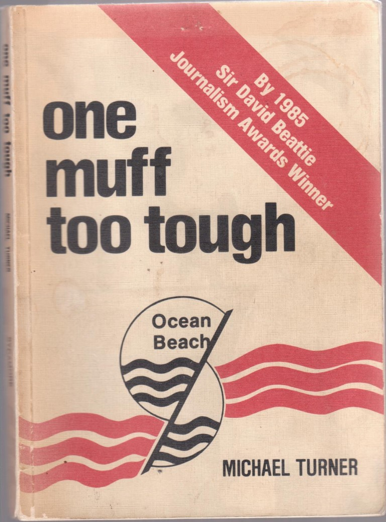 cover image of One Muff Too Tough: Ocean Beach