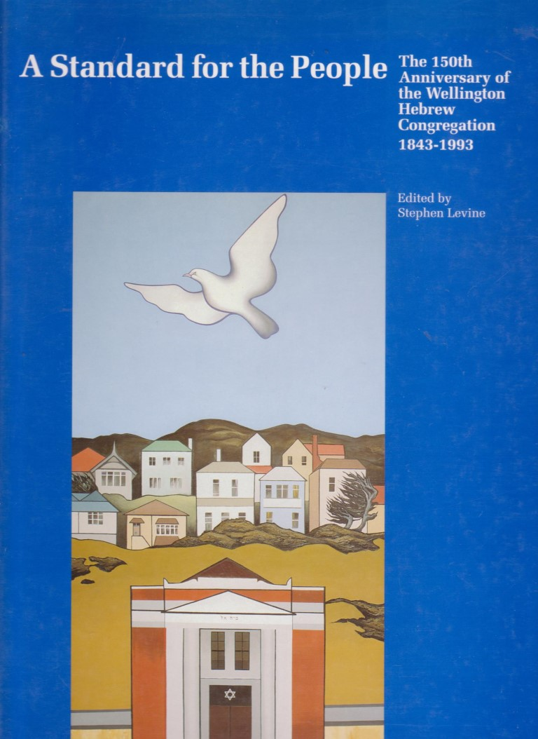 cover image of A Standard for the People, Wellington Hebrew Congregation, for sale in New Zealand