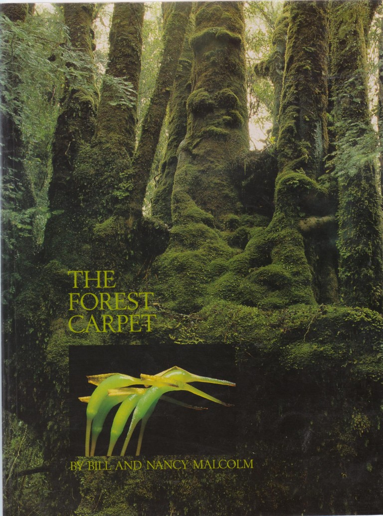 cover image of The Forest Carpet: New Zealand's Little-Noticed Forest Plants-Mosses, Lichens, Liverworts, Hornworts, Fork-Ferns, and Lycopods for sale in New Zealand
