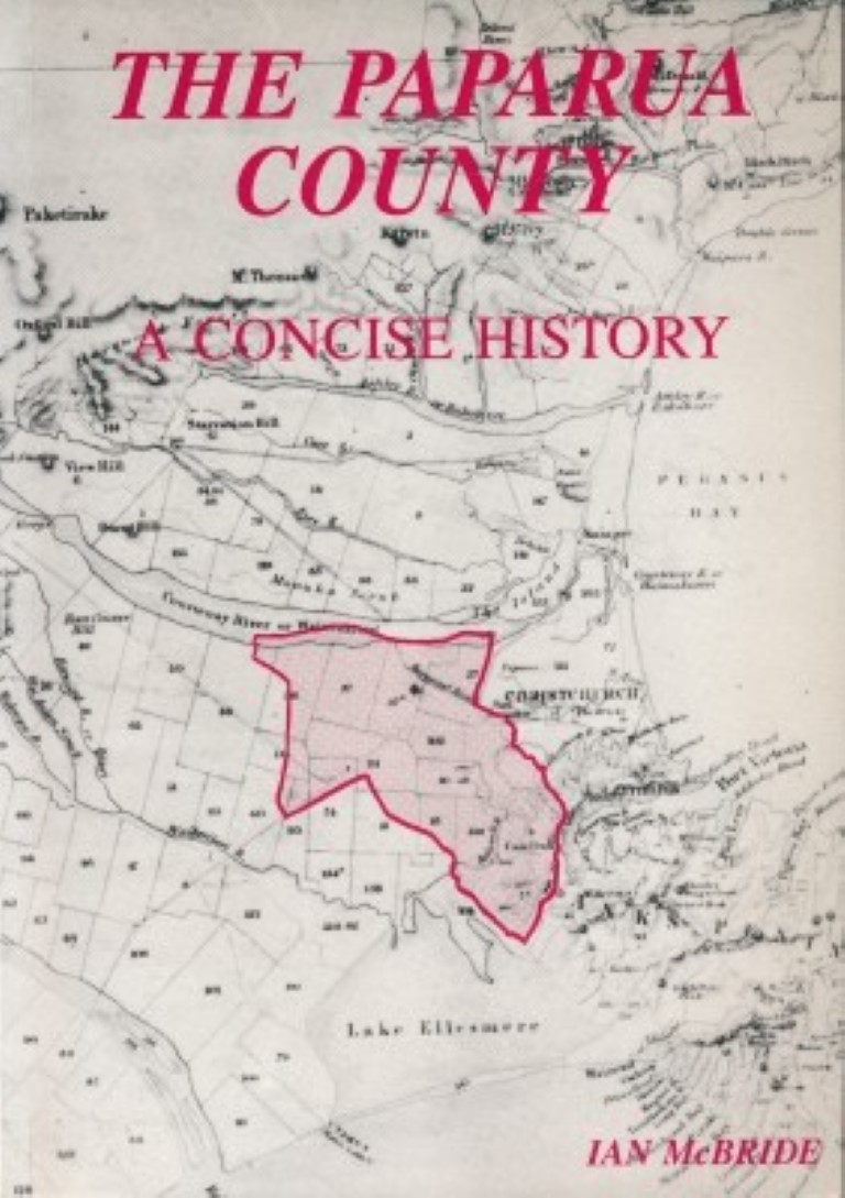 cover image of The Paparua County A Concise History, for sale in New Zealand