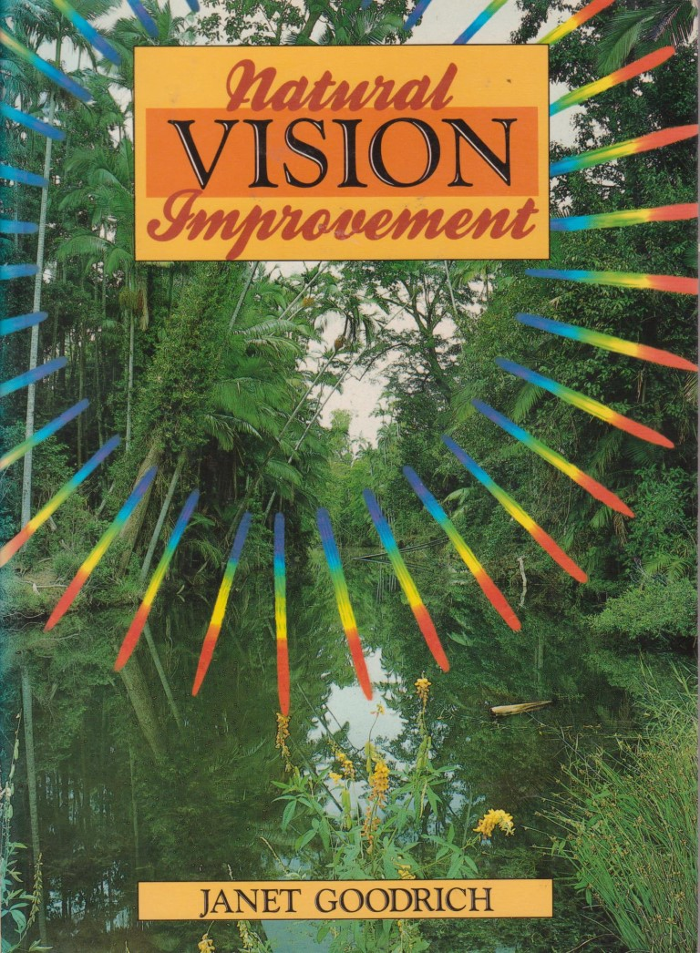 cover image of Natural Vision Improvement, for sale in New Zealand