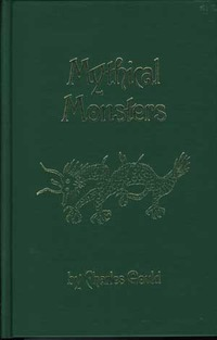 cover image of Mythical Monsters by Gould