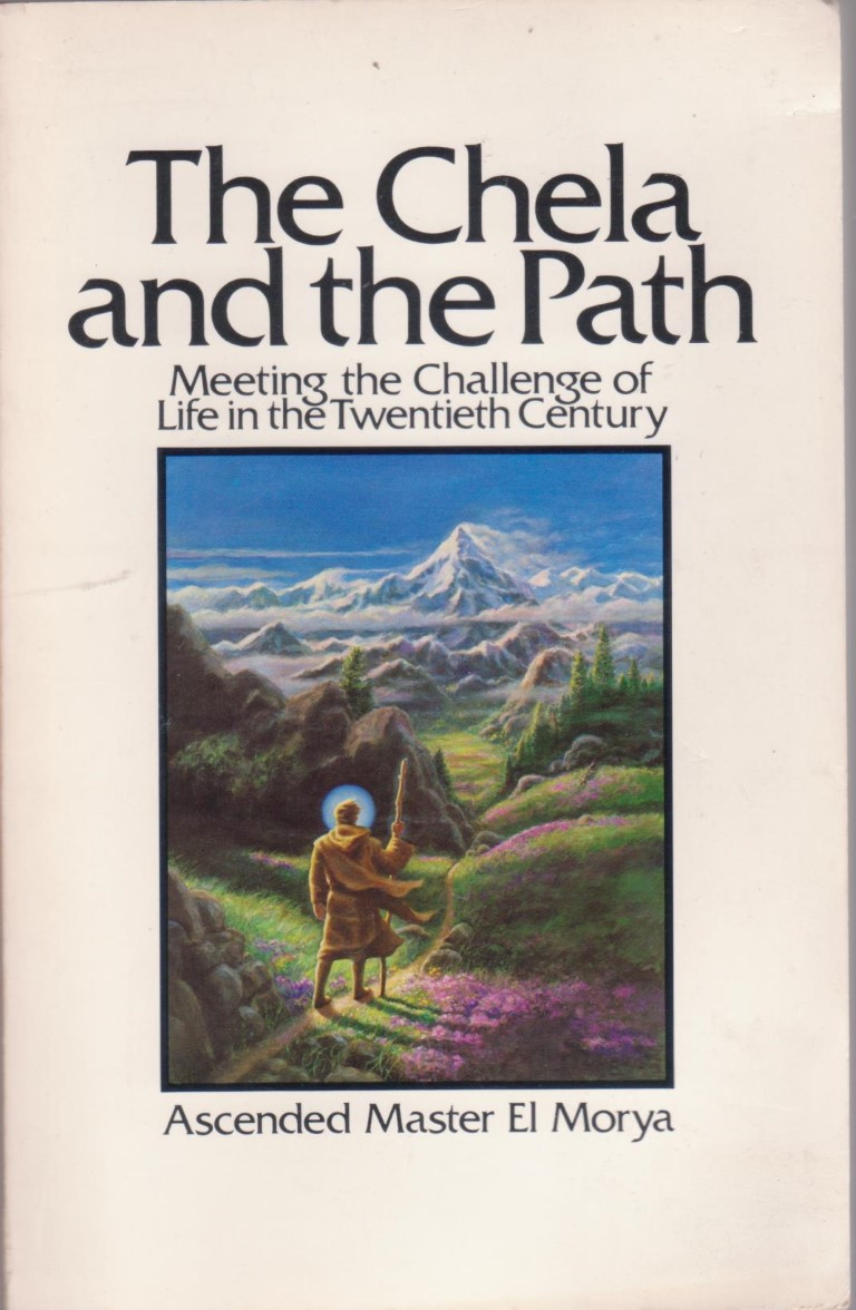 cover image of The Chela and the Path for sale in New Zealand
