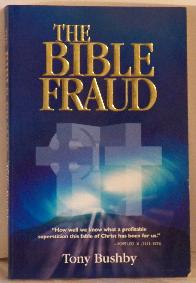 cover image of The Bible Fraud for sale in New Zealand