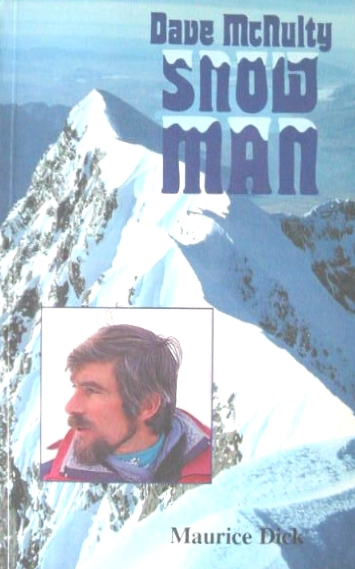 cover image of Dave McNulty, Snow Man