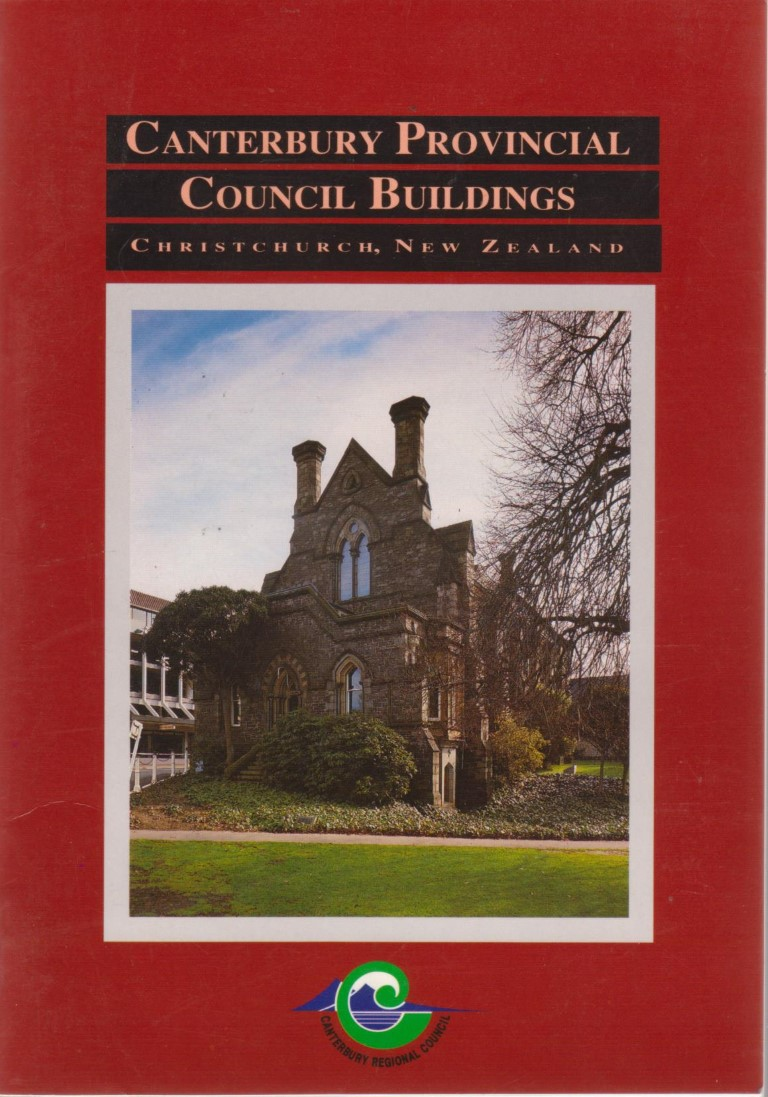 cover image of The Canterbury Provincial Council Buildings for sale in New Zealand