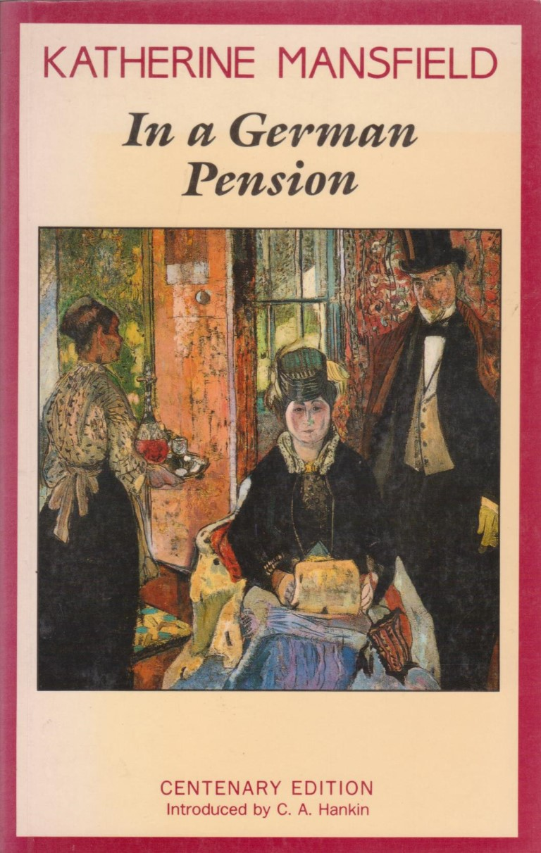 cover image of In a German Pension, for sale in New Zealand