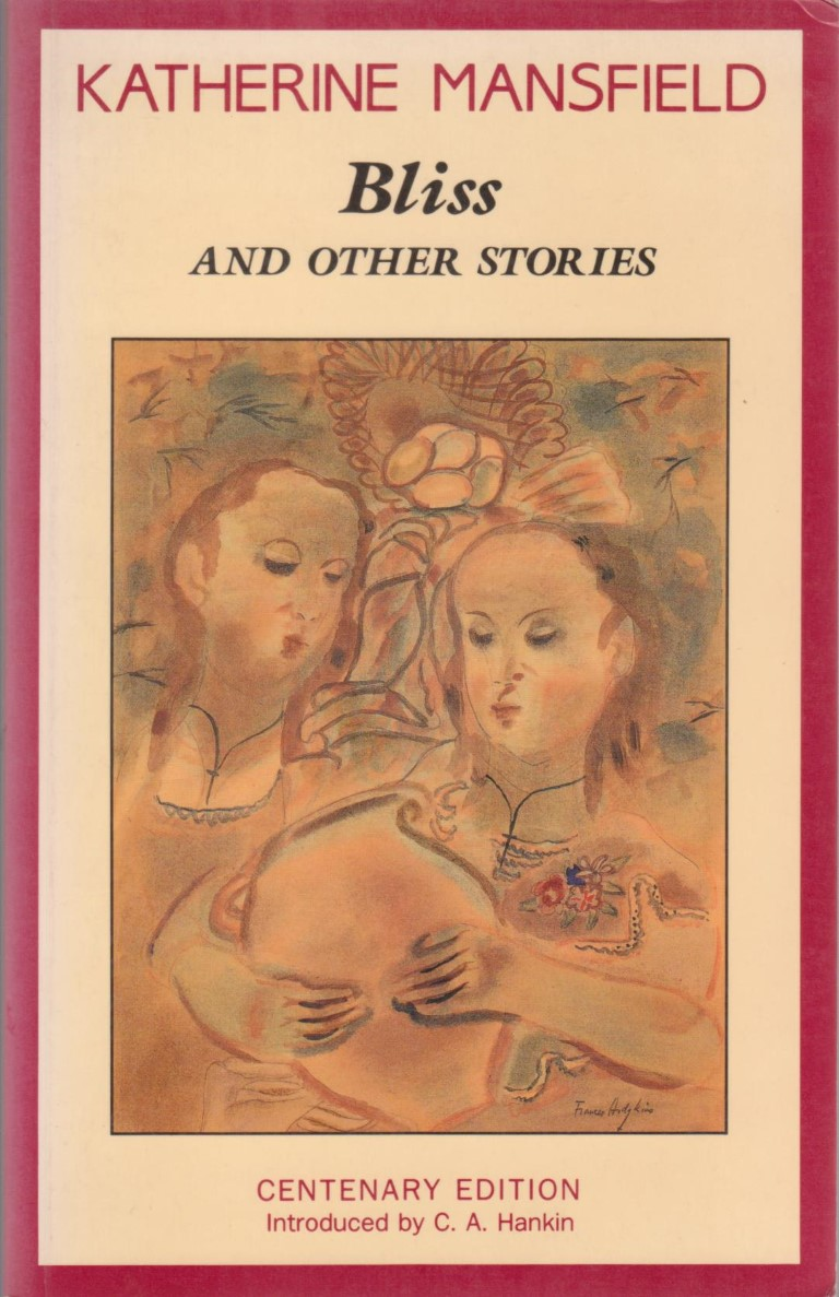 cover image of Bliss and Other Stories, for sale in New Zealand