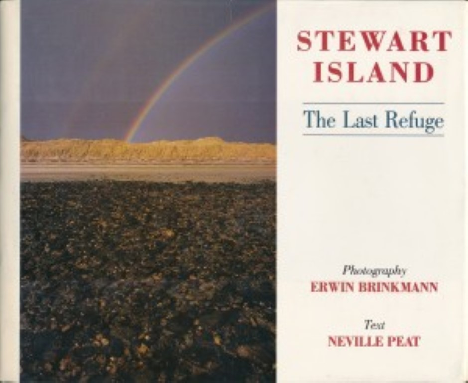 cover image of Stewart Island, The Last Refuge for sale in New Zealand