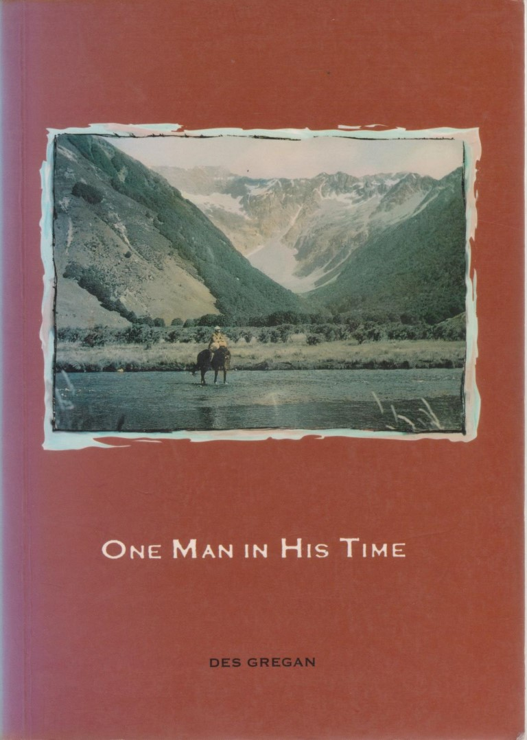 cover image of One Man in His Time by Des Gregan for sale in New Zealand