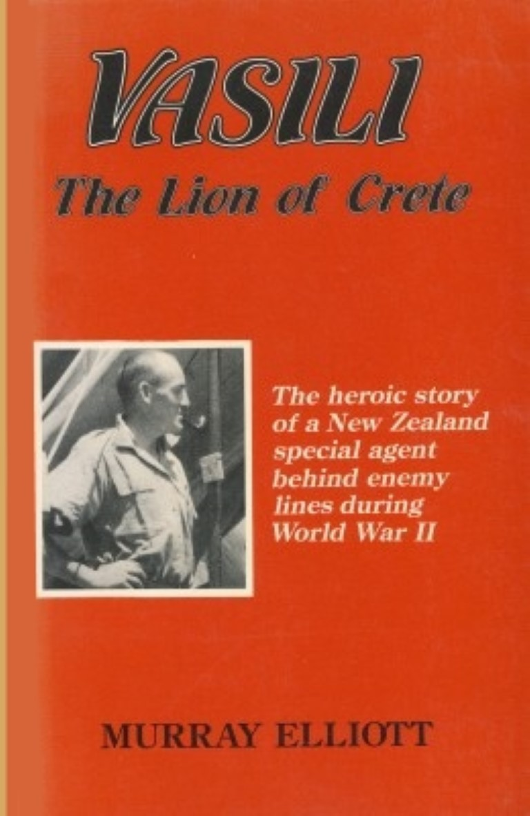 cover image of Vasili, the Lion of Crete for sale in New Zealand
