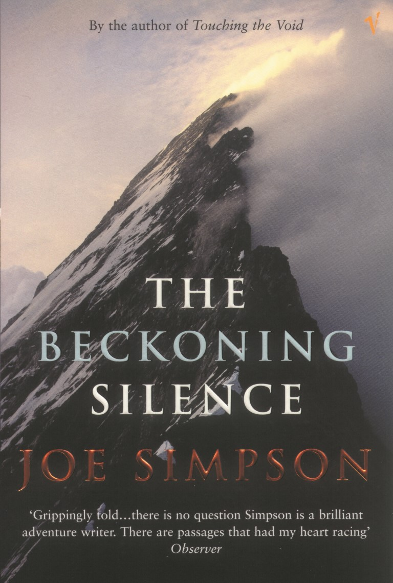 cover image of The Beckoning Silence