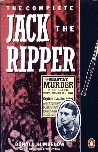cover image of The Complete Jack the Ripper