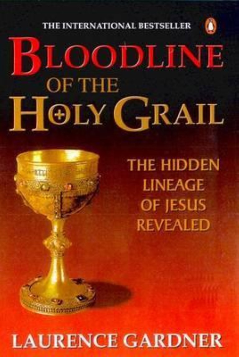 cover image of Bloodline of the Holy Grail: the Hidden Lineage of Jesus Revealed, for sale in New Zealand