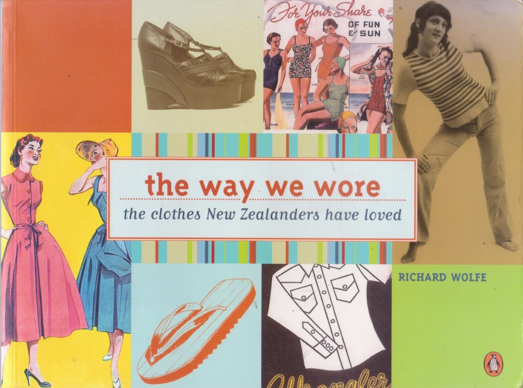 cover image of The Way We Wore, The clothes New Zealanders have loved. for sale in New Zealand