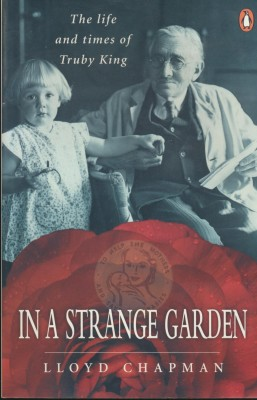 cover image of In a Strange Garden for sale in New Zealand